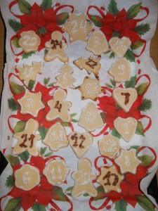 Biscotti dell'Avvento