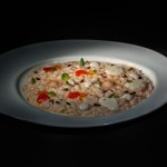 Piatto AMO - Riso ai lieviti Bellaguardia, dolce, amaro, salato e acido (2)