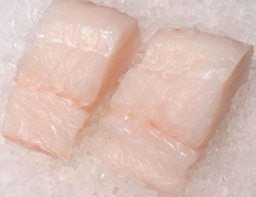 Torta salata di merluzzo