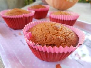 muffins zucca e cannella senza glutine