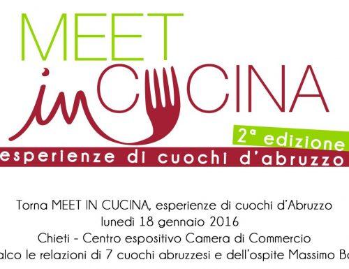 """""""Meet in cucina"""" a Chieti"""
