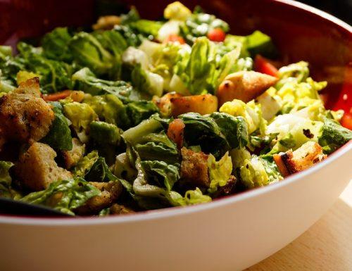 Vinaigrette per l'insalata. Come fare ?