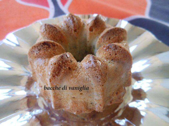 Tortine con zucchine e cannella senza glutine