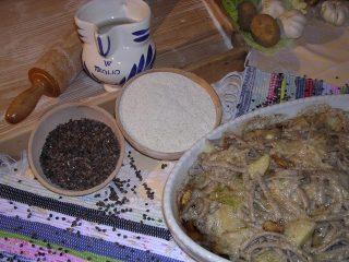 Pizzoccheri di Teglio (Valtellina)