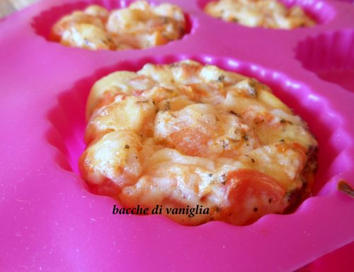 Frittatine gusto pizza