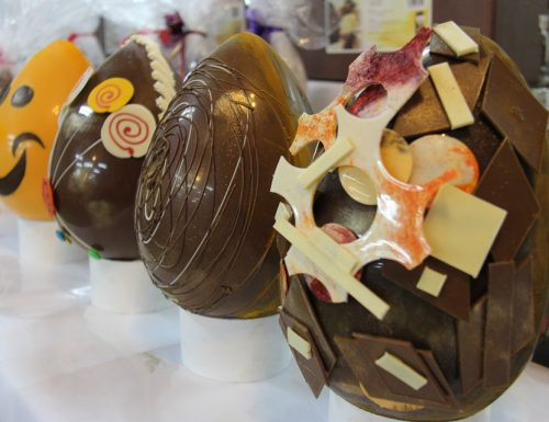 Colombe, cioccolato e Golosaria